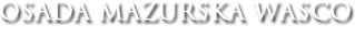 Działki na Mazurach z linią brzegową i warunkami zabudowy Logo